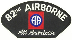 82nd Airborne Division Patches